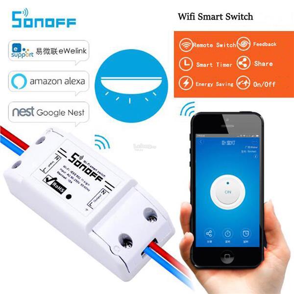 sonoff- направи дома си Smart