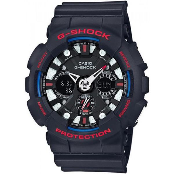 Casio G-Shock Limited Edition GA-120TR-1AER
