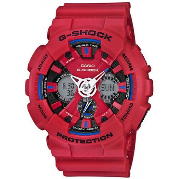 Casio G-Shock Limited Edition GA-120TR-4AER