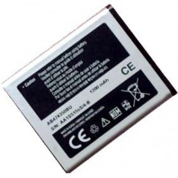 Батерия за Samsung GT-B5722, GT-B7722, GT-i5500,SGH-D780, Duos SGH-G810, SGH-G810C, SGH-i550, AB474350BA, AB474350BU.OR