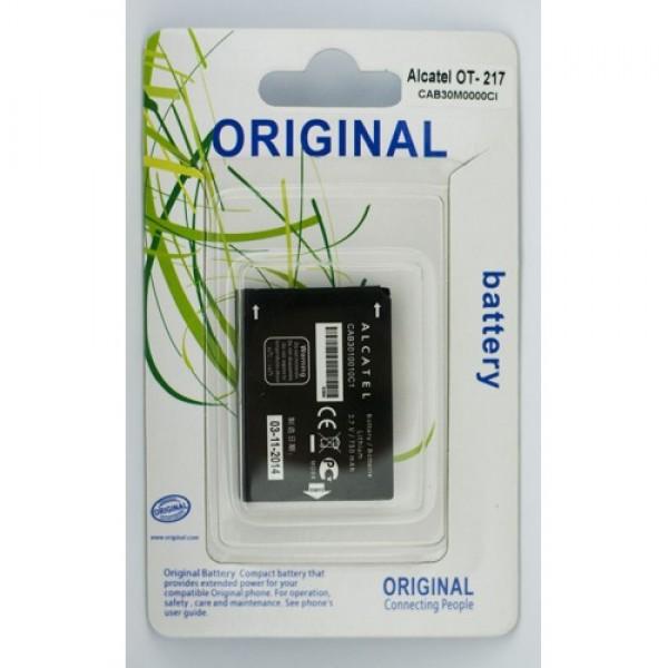 Батерия за Alcatel OT217, OT708, CAB3010010C1 OR